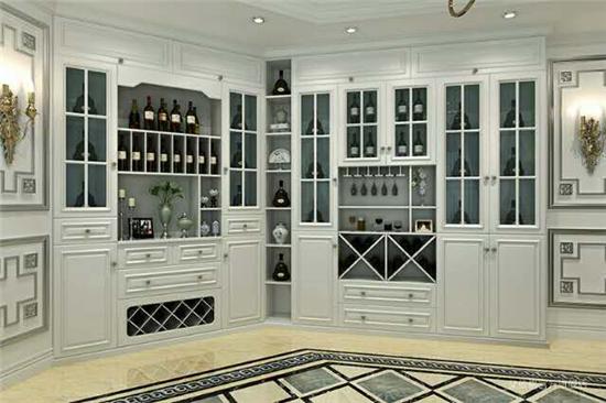 切勿因酒柜的保养不当影响了饮酒的口感与氛围