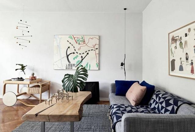 简约两居装修,5万造出朴素温馨空间-红木手串