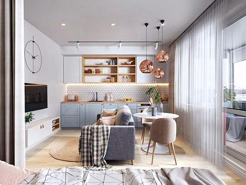 高逼格客厅从细节开始设计