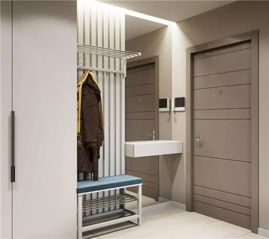 入门处的空间怎么设计 才满足实用与美观?