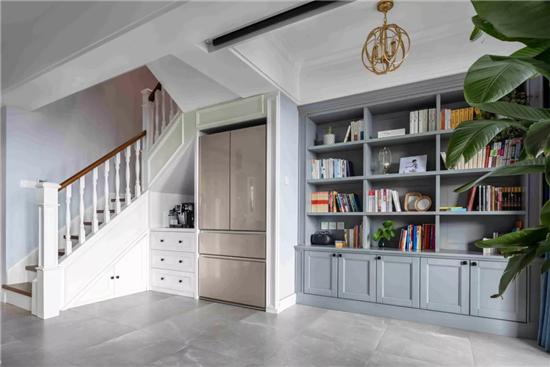 120色彩房的v色彩必须给力,以房子装修空间点亮复式非常找设计师吗图片