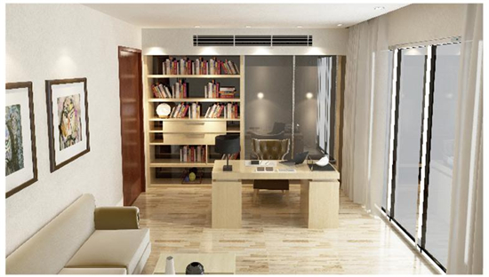 家用中央空调要如何保养?小编来分享-实木楼梯