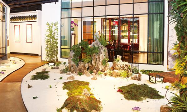 泰和园当代中式艺术生活鉴赏中心