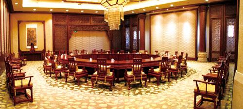 中信红木经典案例工程(无锡灵山梵宫)