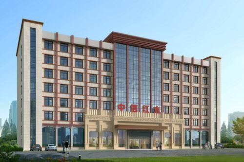 2008年,李忠信斥资买下工业园100余亩工业园地皮,开始兴建厂房