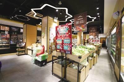 苏宁小店宣布将在小店APP平台上线苏宁菜场和商品预售两大重点功能模块
