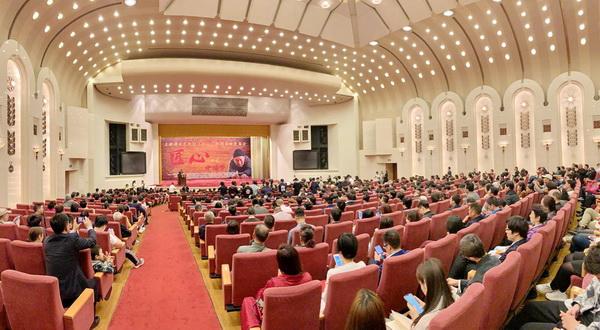 中国首部木雕主题主旋律文艺电影《匠心》于北京人民大会堂进行首映礼.jpg