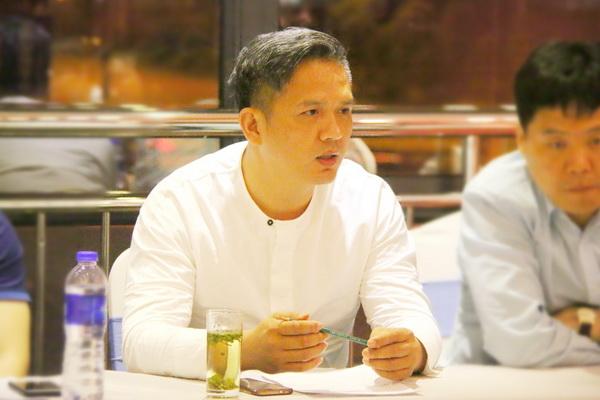 仙游中式美学研习社代表、仙游清河山房总经理张剑伟在会上发言.jpg