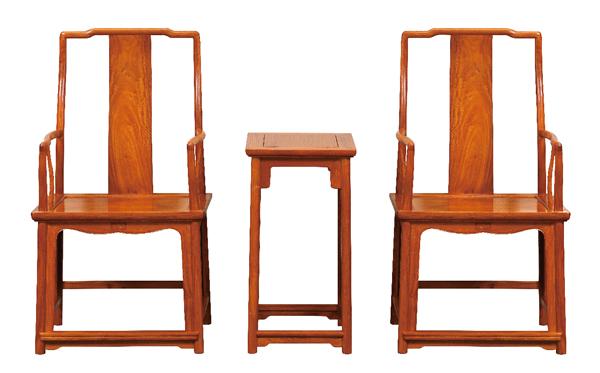 东成红木《明式经典书房系列》-文椅
