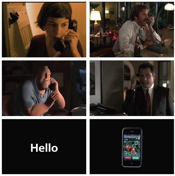 """17iPhone的首支广告""""Hello"""".jpg"""