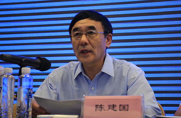 大连市木业协会监事长陈建国