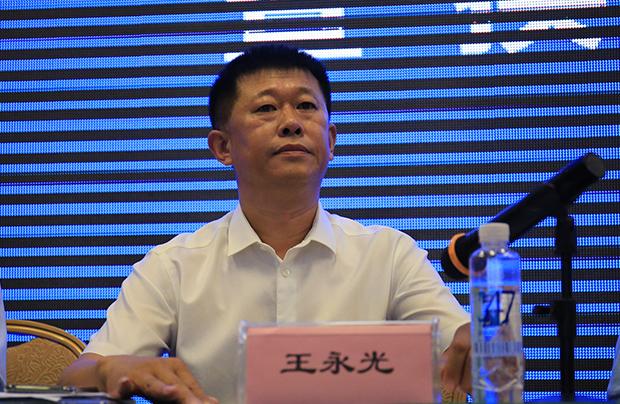 大连市木业协会第三届会长王永光