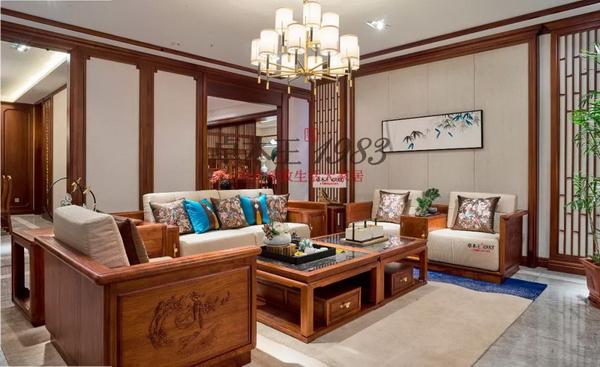 沙发是客厅的主角