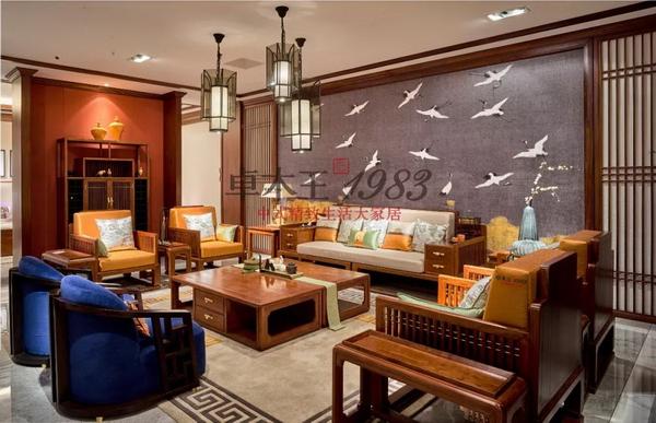 会客空间的变化,映射出当代消费者对家居文化的多样需求