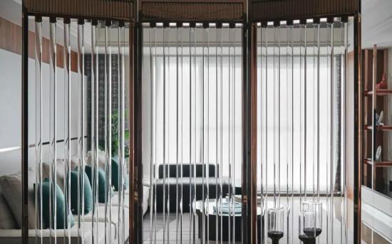 198㎡台湾私宅设计,满屏高定气息!