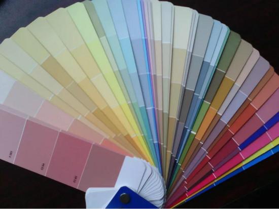 墙应该刷什么颜色?