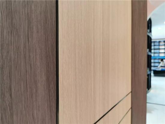 领尚免漆木门上新,闻得见的绿色品质