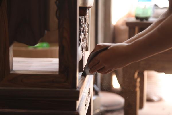 """古森红木用""""五专""""秘诀打造品质好家具"""