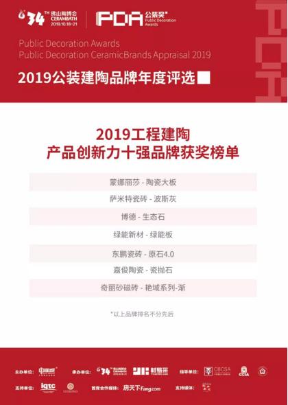 """首发!2019""""公装奖""""TOP10榜单正式发布!"""