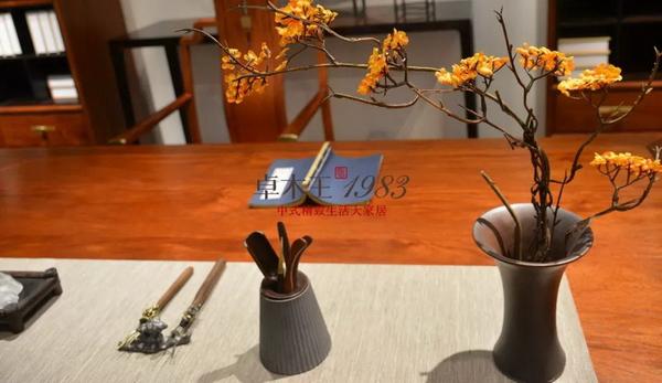 茶室的布置,宜静、简、雅