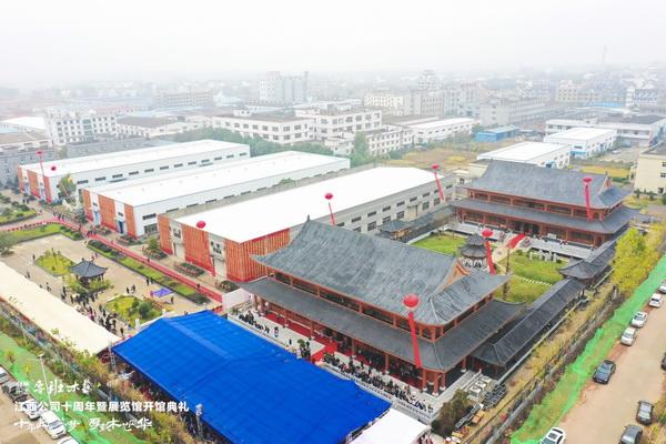 鲁班木艺展览馆坐落于美丽的中国湖城——江西省鄱阳县.png