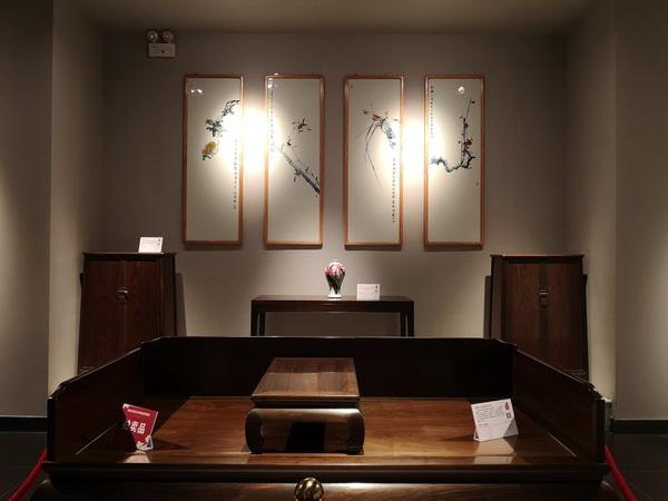 """魯班木藝通過展覽館裏的經典作品,讓世界從明式家具開始""""讀懂""""中國3.jpg"""