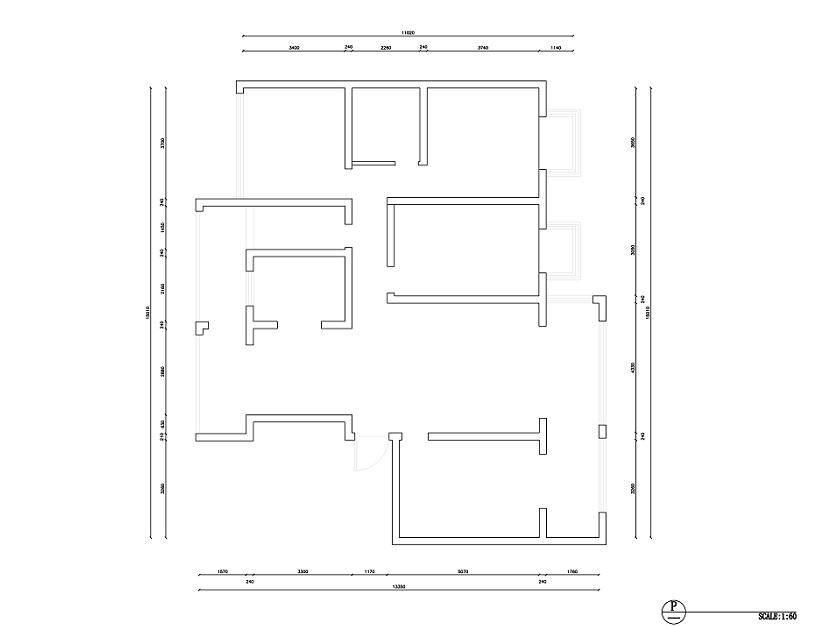 世茂翰河苑17㎡原始户型图.jpg