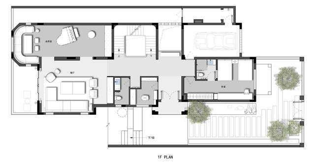 时间面积丨别墅v时间项目丨1500绘制属性丨2019年10月室内设计丨南方cass如何完工坡面图片