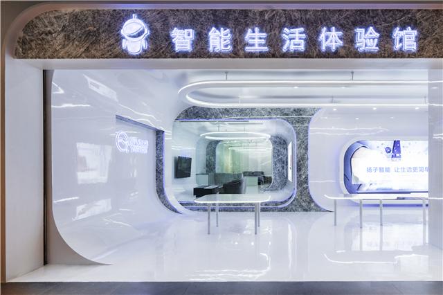 開敞的入口界面與視線通廊,Open entrance interface and sight corridor.jpg