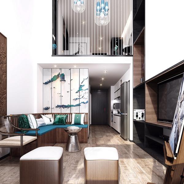 """高度满足,你也可以拥有""""复式小公寓""""2.jpg"""