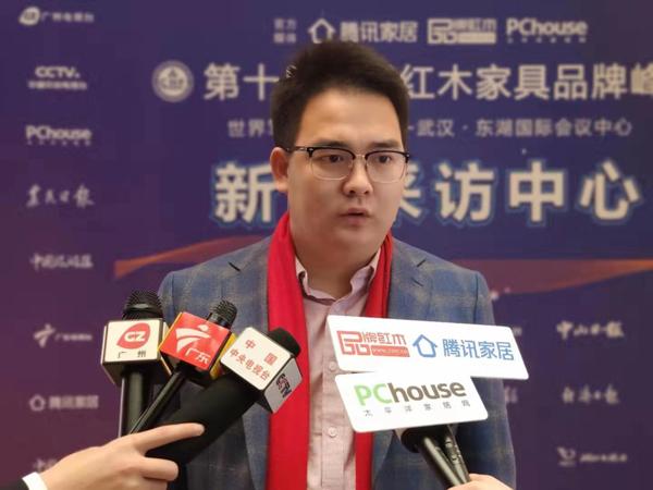 浙江龙珍阁红木家具有限公司总经理陆勋接受了CCTV、腾讯家居、太平洋家居、广东电视台、广州电视台、品牌红木等媒体联访