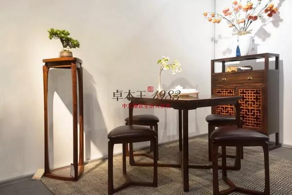 卓木王《中式茶室》