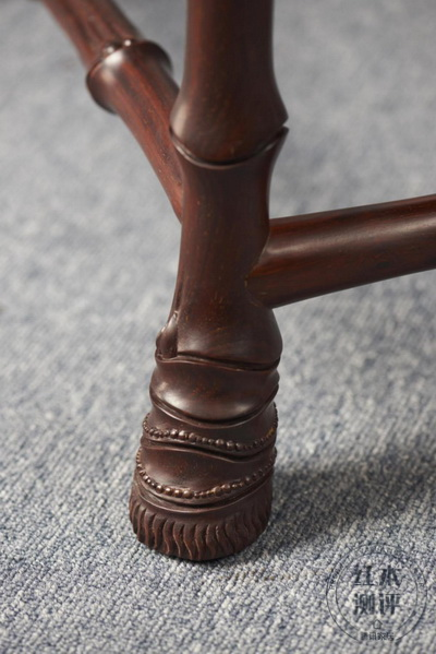 泰和园当代君子《竹节椅》