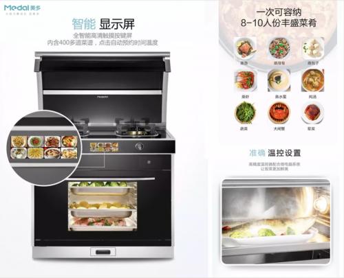 中国厨具之都•首家美食烹饪类APP,美多电器自主研发APP即将