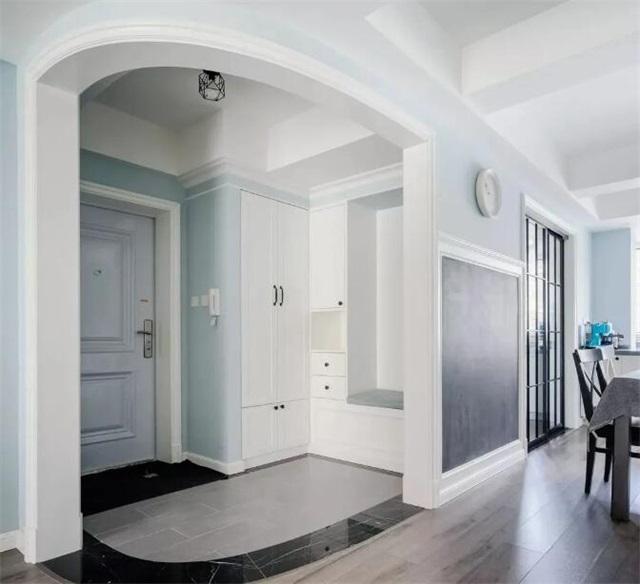 超级清新实用的美式三居室,喜欢的是那个书房
