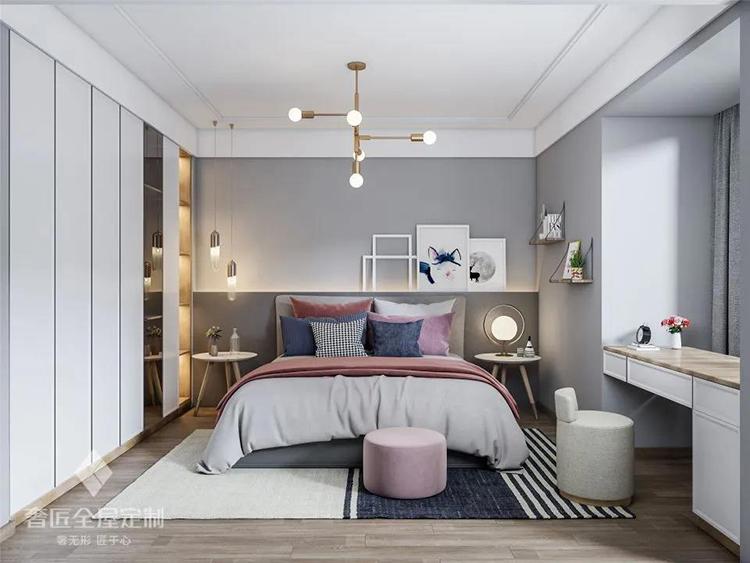 卧室设计的好,不仅颜值高,睡眠都会变好!
