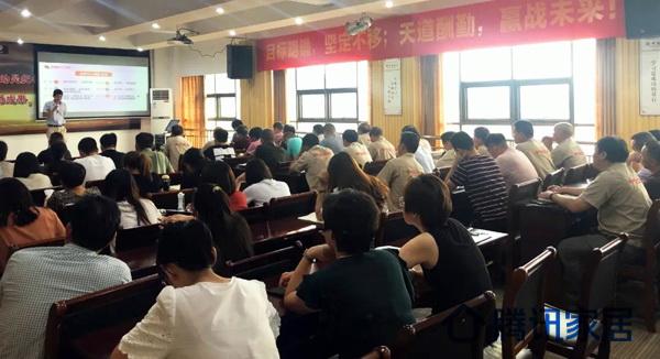 在中信红木的稳岗技能提升培训中,每一位授课的老师均为企业员工