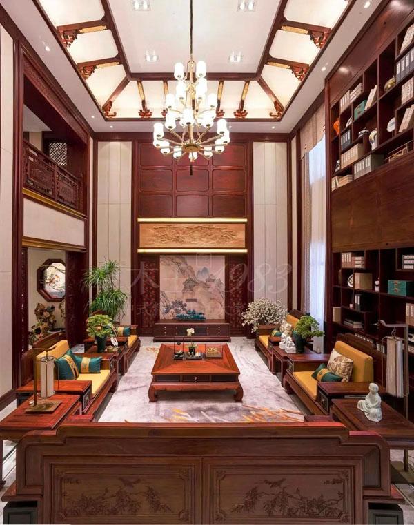 卓木王中式精致生活大家居用场景、用空间、用体验来呈现有温度、有态度的东方美学生活