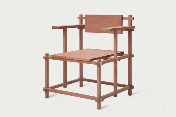 """""""新意思""""新中式红木家具——和兴家具《敬椅》"""