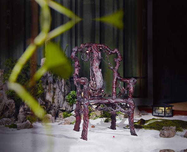 泰和园《梅花椅》