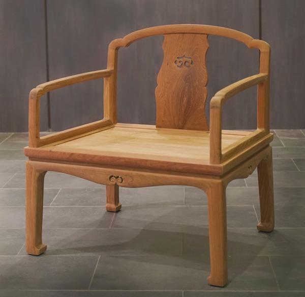 """""""新国风""""经典红木家具——雅宋红木《宋式单椅》"""