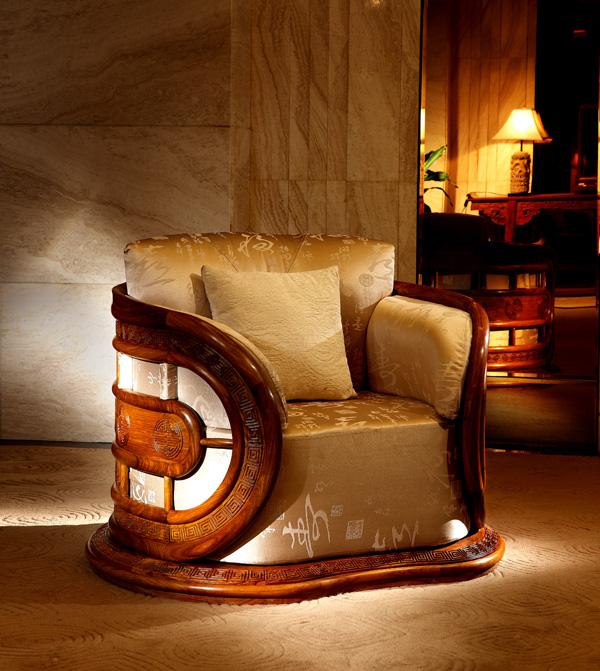 红古轩《风云椅》