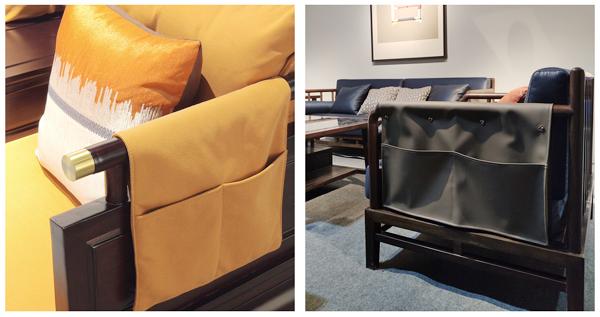 新中式红木家具越来越重视产品收纳功能的设计和呈现