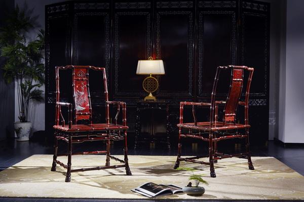 泰和园当代君子系列《竹节椅》.jpg