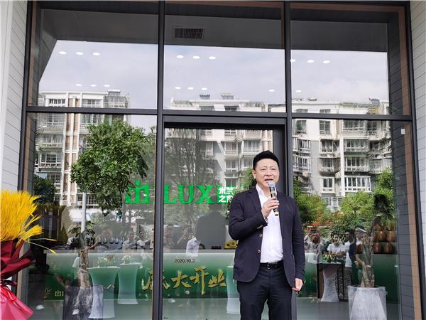品质门窗 引领时尚丨专访米兰之窗董事长马俊清:用高品质系统门窗,引领一个新时代