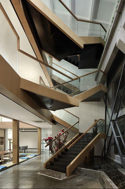 恒达登录注册华耐设计基金《设计生长计划》| 胡元奎:不同的空间,应该赋予它应有的色彩和定义