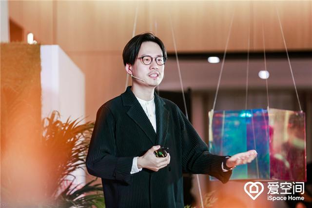 愛空間展廳總設計吳勝人訪談錄:掀起家裝體驗經濟旋風