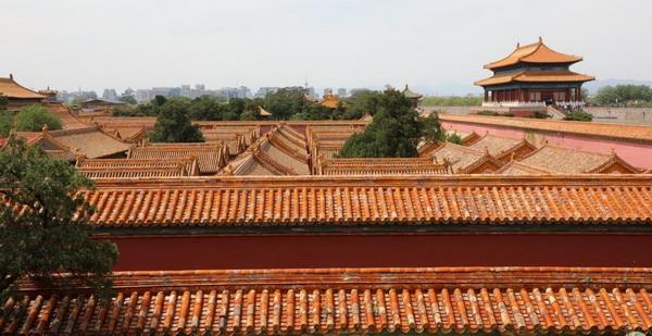 故宫1200栋古建筑上面没有一根杂草