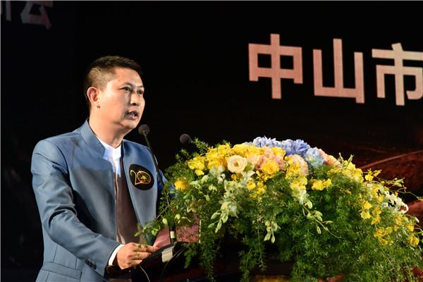 中山红古轩品牌创始人吴赤宇