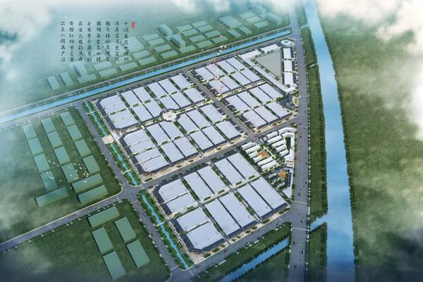 郦泰鸿下载产业园规划分布图